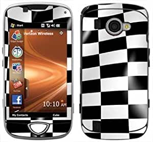 Checkered Flag Skin for Samsung Omnia II 2 i920 Phone