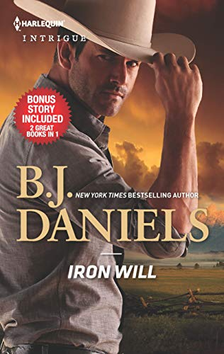 Iron Will & Justice at Cardwell Ranch (Cardwell Ranch: Montana Legacy)