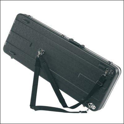 Ortola 0721-001 - Estuche guitarra eléctrica rectangular mochila ...