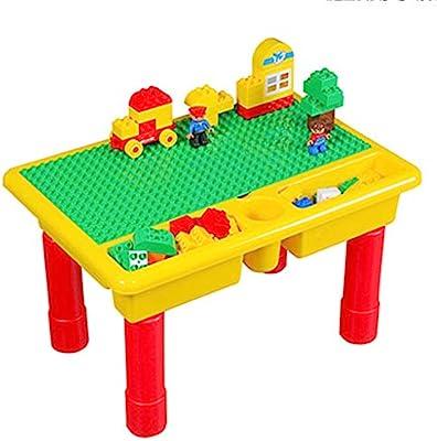 Juegos de mesas y sillas Mesa de Juguetes Multifuncional para ...