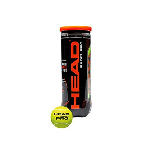 Amazon.com : HEAD Balls Tri Pack Uni : Sports & Outdoors