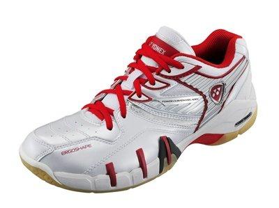 Yonex SHB-102 Womens Badminton shoe (white/red)
