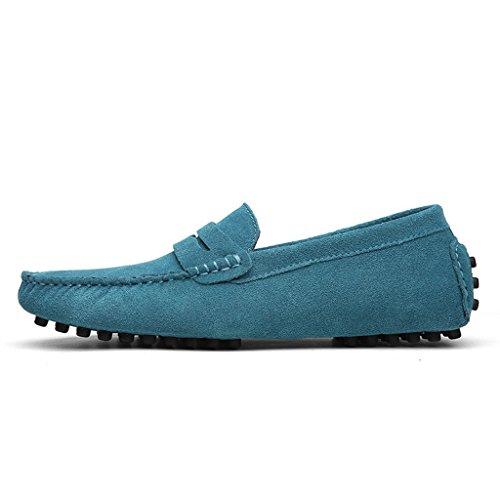 Meijili - Sandales Pour Hommes, Bleu (skyblue), 40