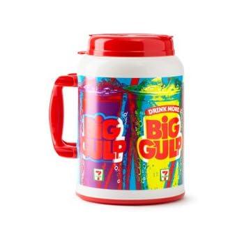 Amazon Com 7 Eleven Big Gulp Foam Insulated Travel Mug