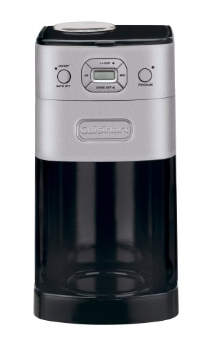 Cuisinart Coffee Maker Auto Off Not Working : Cuisinart DGB-625BC Grind-and-Brew 12-Cup Automatic - Import It All