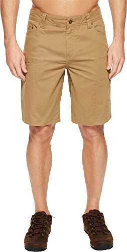 Toad&Co Men's Cache Cargo Shorts Honey Brown Shorts