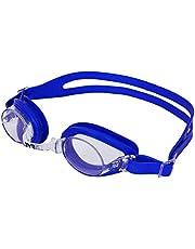 نظارة سباحة كواليفير للاطفال من تي واي ار LGQUAL-101 - ازرق