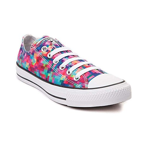 Wei Lifestyle Player Star Converse Maenner Basses Mixte Ox Adulte us Pixels Sneakers W8paqSSxw4