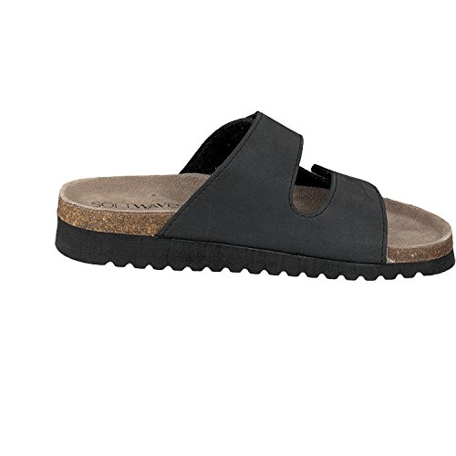 Femme Mules Supersoft Supersoft Mules qZtwxfZ1