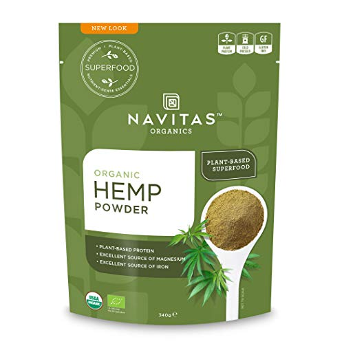 Hemp Seed Protein Powder - 5