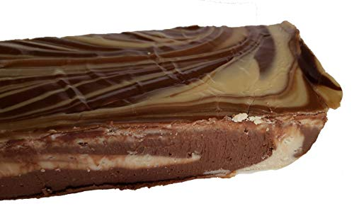 Maple Chocolate Swirl Fudge - 1 Pound