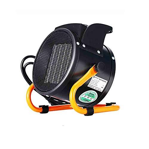 Sunny Calentador De Espacio De Cerámica del PTC Industrial del Cuarto De Baño del Hogar 3Kw, Protección De...