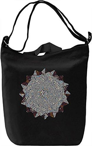Take a Trance Borsa Giornaliera Canvas Canvas Day Bag| 100% Premium Cotton Canvas| DTG Printing|