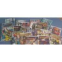 LOTE AL POR MAYOR 25 LIBROS DE CÓMICOS Imagen de Marvel DC IDW Dark Horse + ¡Más!