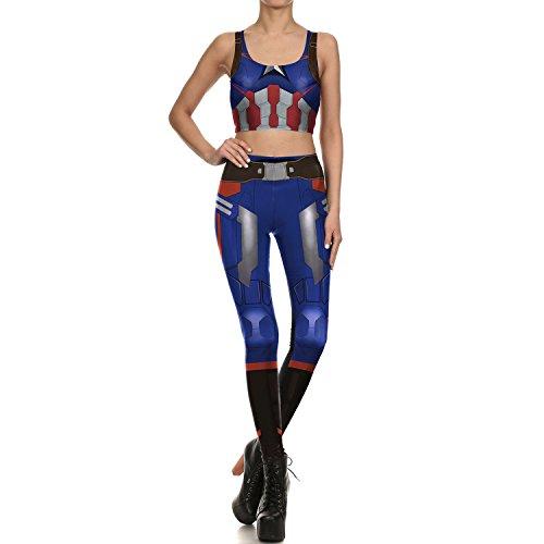 Cicongzai Nuevo diseño Leggings para Mujer Diseño de Moda ...