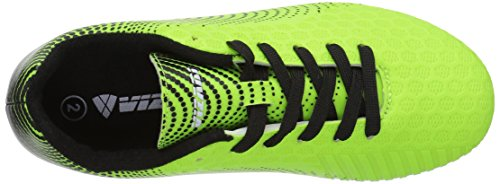 Vizari Unisex Stealth FG Green/Black Size 2 Soccer Shoe M US Little Kid by Vizari (Image #8)
