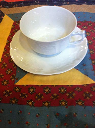 Vintage Limoges China Teacup & Saucer