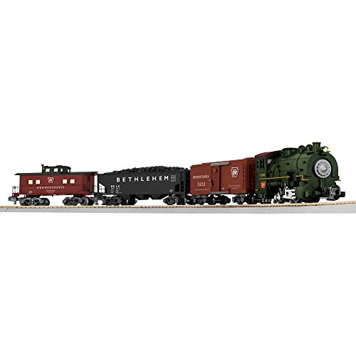 Pennsylvania Flyer Train Set (Lionel Pennsylvania FlyerChief Docksider Set)