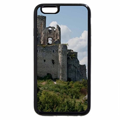 iPhone 6S / iPhone 6 Case (Black) ruins of mirow castle in poland