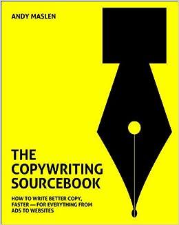 Copywriters websites