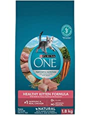 Purina ONE Healthy Kitten Food, Dry Cat Food 1.8 kg