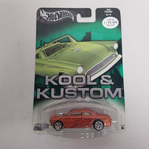 '49 Ford 2003 Hot Wheels Kool & Kustom 1/64 scale diecast car