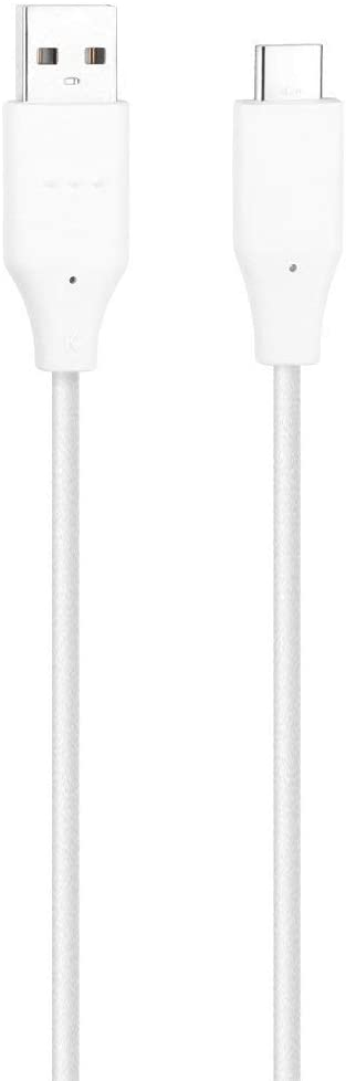 OEM LG USB to Type C Charge & Sync Cable - 3.3ft / 1M - White
