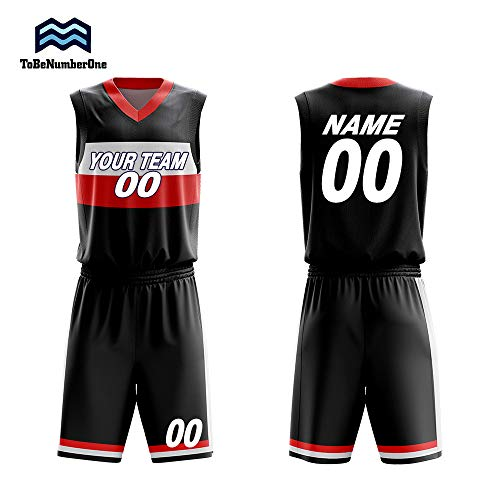 190de64ed05a Top 9 recommendation youth basketball uniform sets for 2019 ...