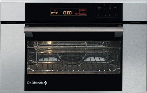 De Dietrich DME788X, 220-240 V, 50/60 Hz, 16 A, Plata/Negro ...
