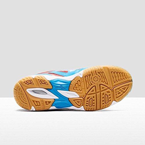 Mizuno Wave Steam 3interior de las mujeres Tribunal zapatos–SS15 Azul