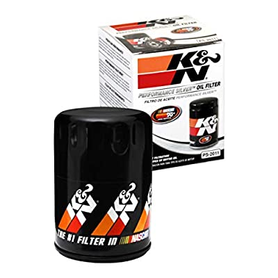K&N Premium Oil Filter: Designed to Protect your Engine: Fits Select BUICK/CADILLAC/CHEVROLET/FORD Vehicle Models (See Product Description for Full List of Compatible Vehicles), PS-2011: Automotive