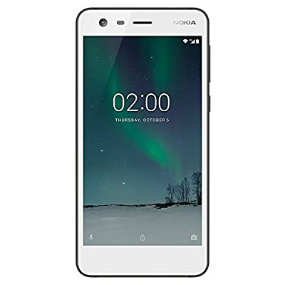 Nokia 2 Factory Unlocked Phone - 5.0Inch Screen - 8GB