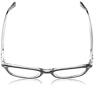 cfce3b01af ... Ray Ban RX5285 Eyeglasses-2034 Top Black On Transparent-. upc  713132574669 product image1. upc 713132574669 product image2