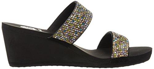 Yellow Box Women's Frisky Sandal Purple sale huge surprise cheap sale from china sale 100% original JWHQ9664cG