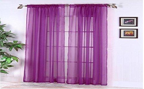 1kidandaheadache Purple Stiched Elegant Panels product image