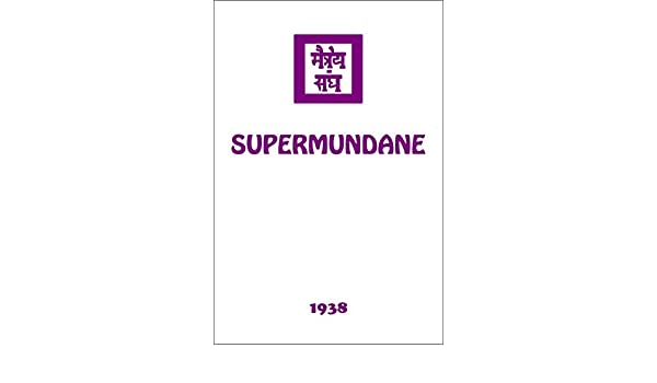 Supermundane (English Edition) eBook: Agni Yoga Society ...