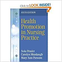 2 Health promotion model