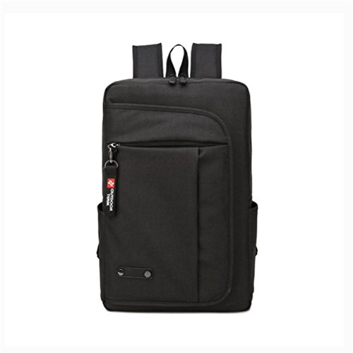 6 Black For Rucksack Men Travel Jobs Cloth Oxford Business Laptop Waterproof Inchnotebook School Backpack Plyy 15 qZ0awgvv