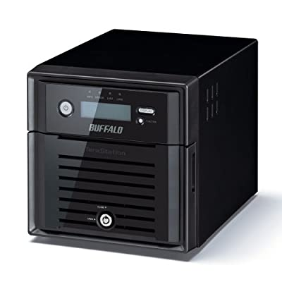 Buffalo TeraStation 5200DN 2-Bay 2 TB, 2 x 1 TB, RAID NAS and iSCSI Unified Storage