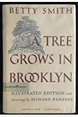Illustrated Edition, a Tree Grows in Brooklyn, Drawings By Richard Bergere Hardcover