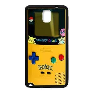 Pokemon Games Black Samsung Galaxy Note3 case