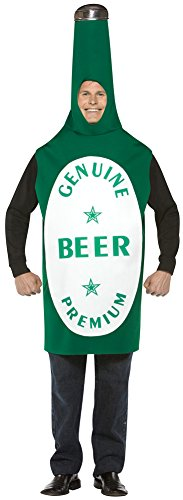 SALES4YA Halloween Costumes Item - Beer Bottle ()