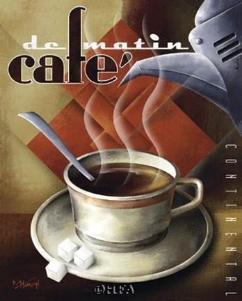 (Michael L Kungl - Cafe de Matin 18 x)