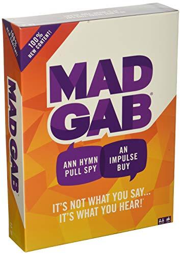 Mad Gab Game (Mad Gab Game)