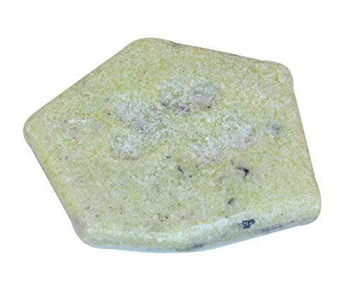 Connemara Marble Lucky Shamrock Stone