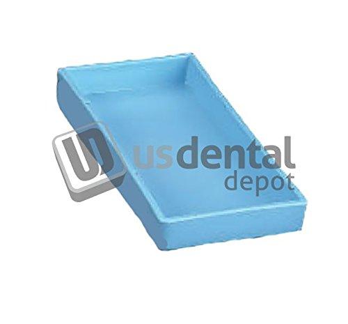 PLASDENT - Cabinet Organizer - # 300CR19 - Dim: 8 Inches L x 4 Inches W x 1 Inch H - Size 19 E/A - Colors : White- Blue- Beige & Mauve Only - Autoclavable 001-300CR19 DENMED Wholesale