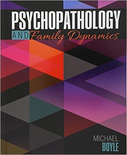 Amazon psychopathology and family dynamics 9781465292094 psychopathology and family dynamics 1st edition fandeluxe Images
