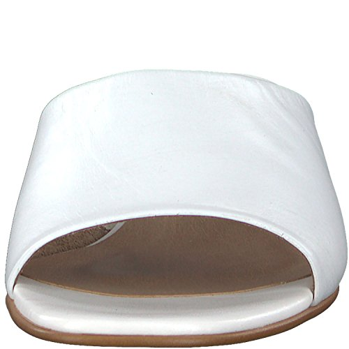 1 Leather White Sandales 27122 Femmes 30 Tamaris HqTd1wH