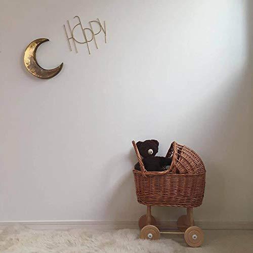 Los primeros pasos del bebé Actividad Walker Rattan Vintage Baby ...