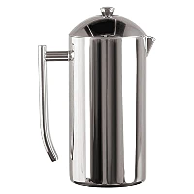 Frieling Brushed Stainless Steel French Press